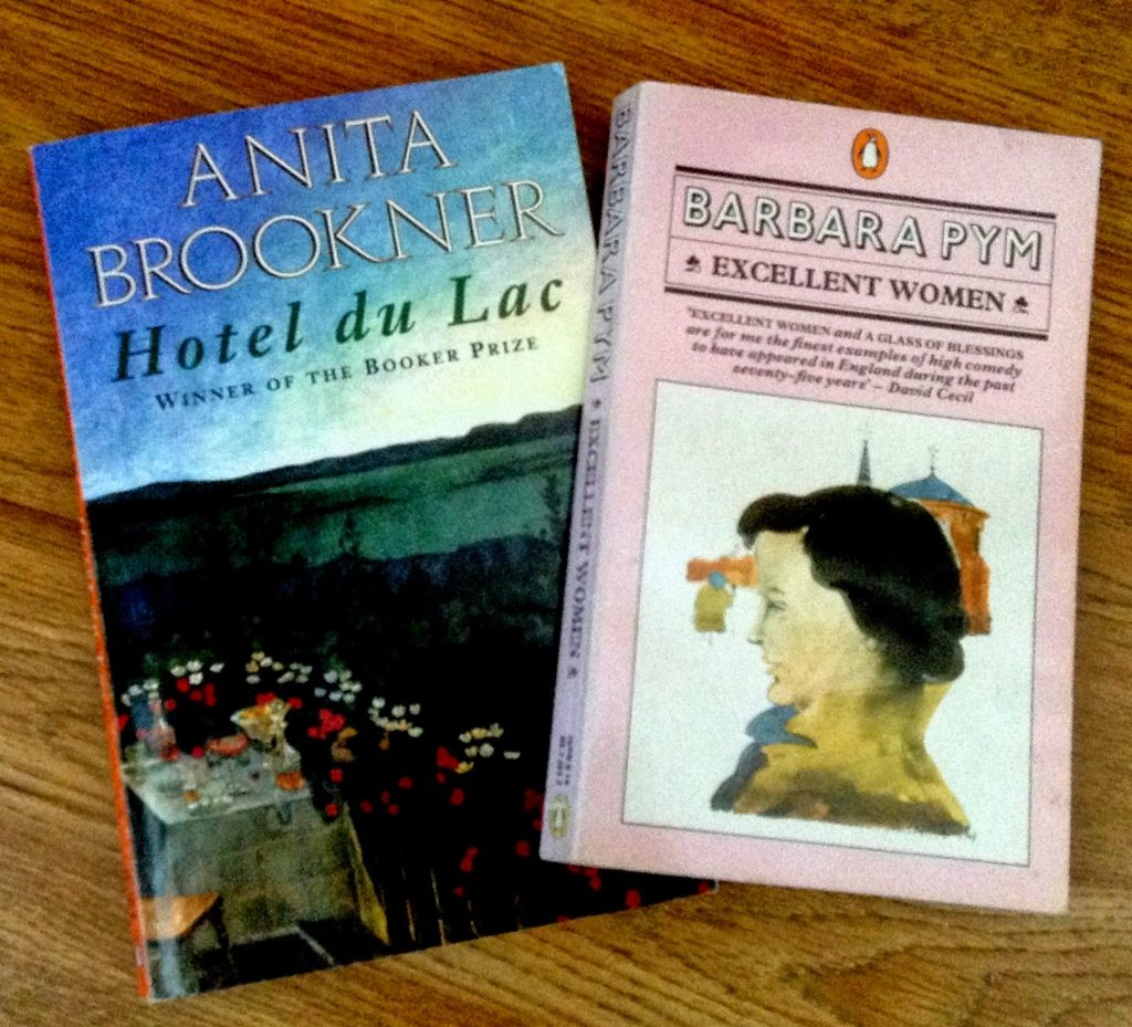 My two fav gentle reads: Hotel du Lac and Excellent Women