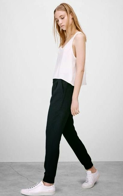Aritzia black Harvey pants