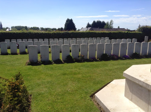 Ors Communal Cemetary, France