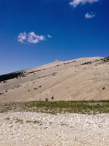 view of Mont Ventoux