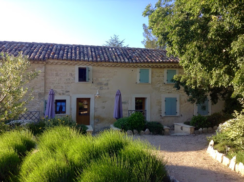 our cottage near Avignon, France