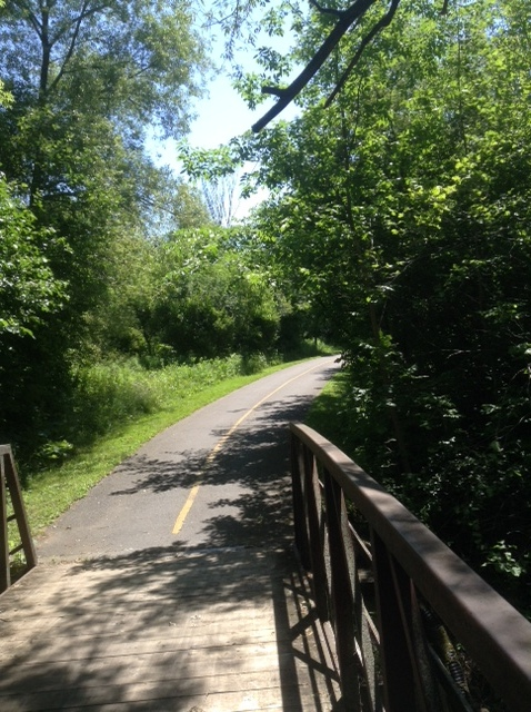 Ottawa cycling trail