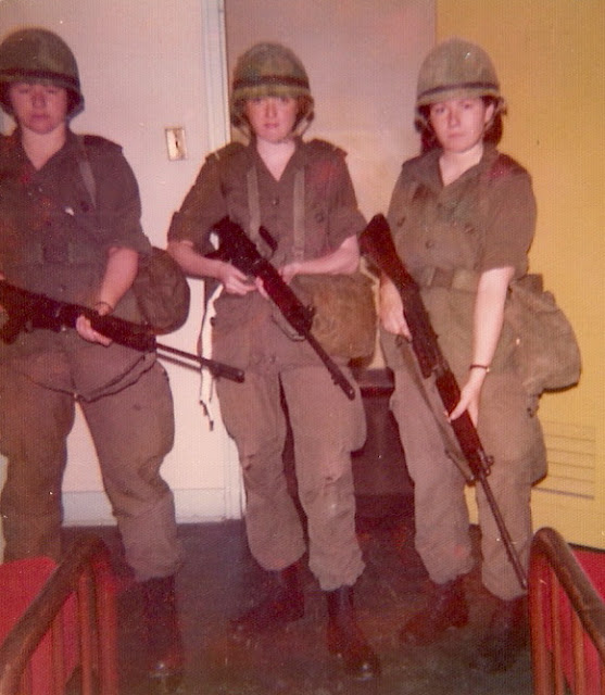 Basic Training in 1976