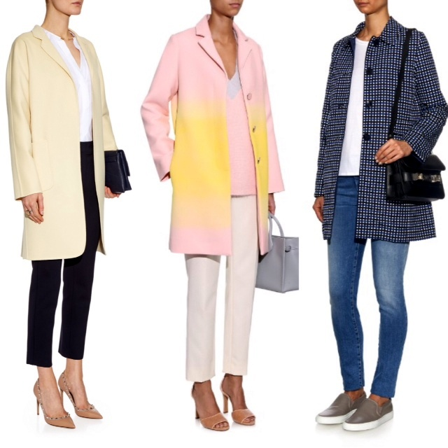 Spring coats on Matches Fashion