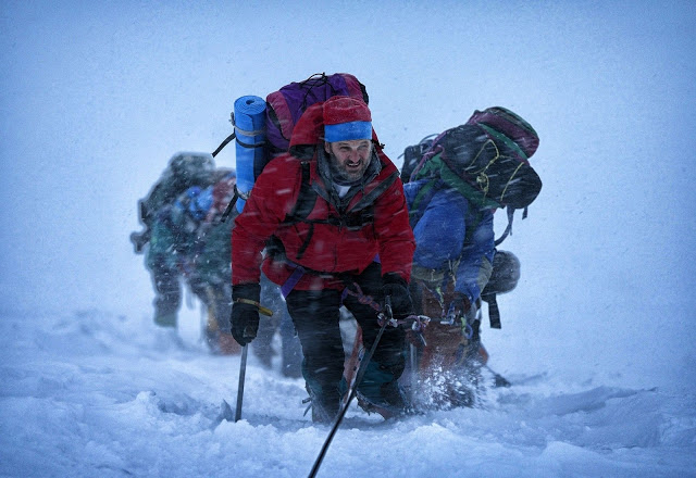 The Lure of the Wilderness: film version of Everest