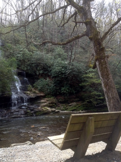 Smoky Mountain National Park trail