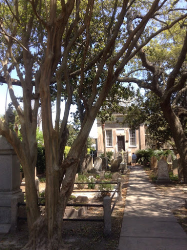 Saint Phillips church graveyard, Charleston, SC