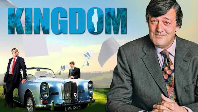 BBC series Kingdom, starring Stephen Frye
