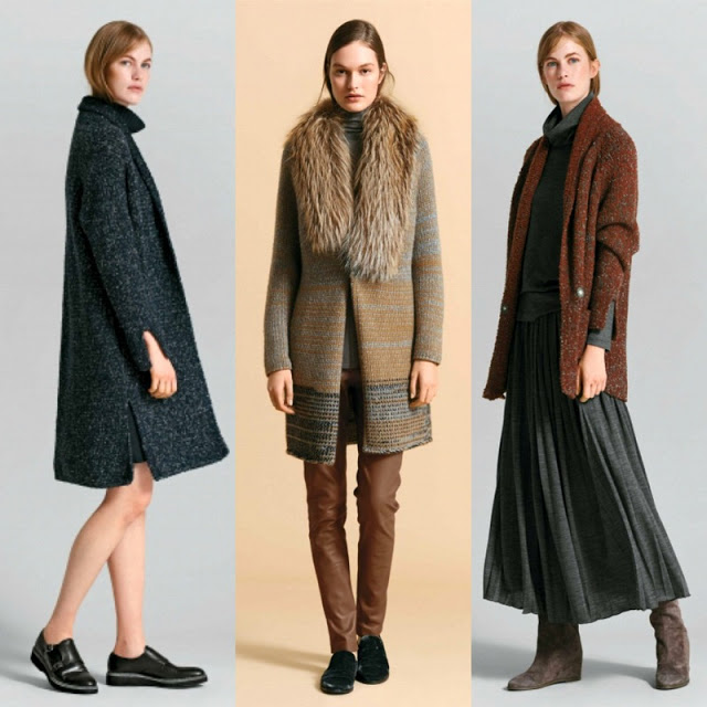 three fall looks from Fabiana Filippi