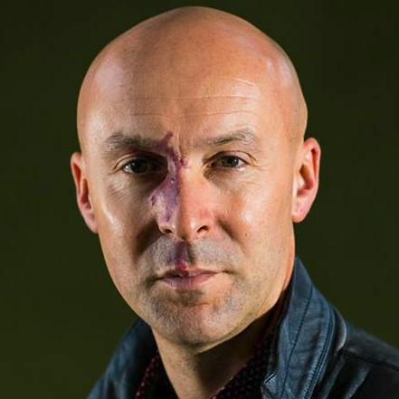 photo of Chris Brookmyre