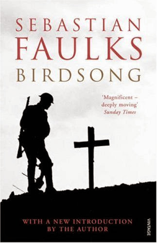cover of Sebastian Faulk's book Birdsong