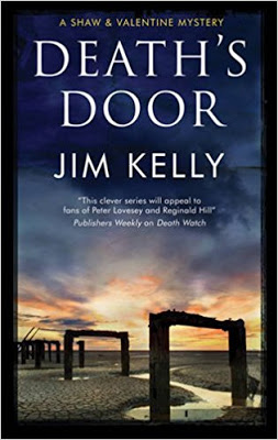 Jim Kelly's book Death's Door.
