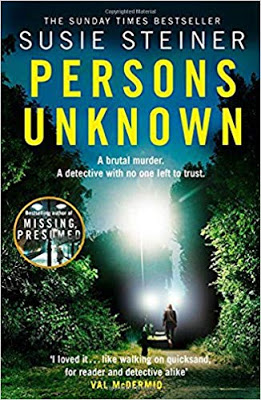 cover of Susie Steiner's novel Persons Unknown